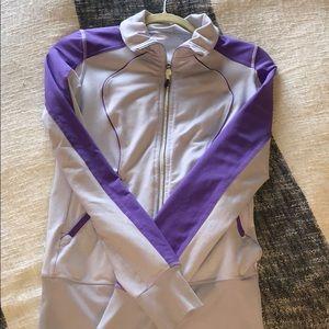 lululemon workout jacket!